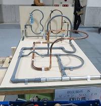 第25回全国技能グランプリ競技大会建築配管部門3位受賞